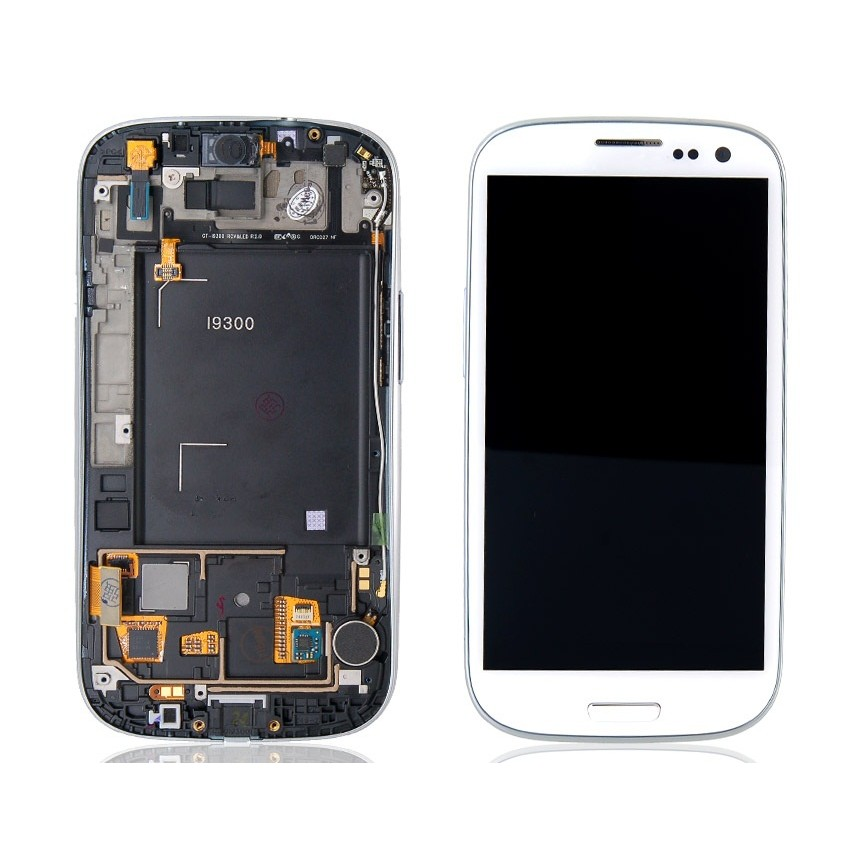 Cambiar Marco Iphone S