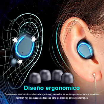 Auriculares Bluetooth Zhuo