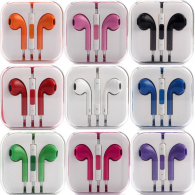 Auriculares para iPhone Multicolor Floral