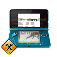 Cambio Pantalla Inferior 3DS