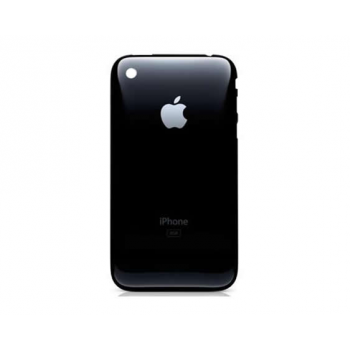 Carcasa Trasera iPhone 3G/3GS -Negra