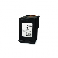 Cartucho de tinta Compatible HP 302XL NEGRO (20ml aprox)