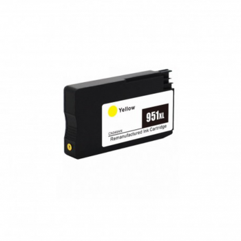 Cartucho de tinta Compatible HP 951xl Amarillo