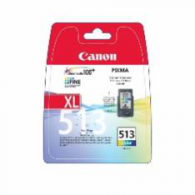 Cartucho de tinta Original Canon CL513 (13 ml) TRICOLOR