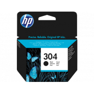 Cartucho HP 304 Original Negro