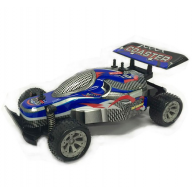 Coche Racing Fire Coaster 566-108 Radio Control