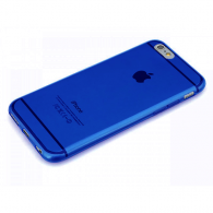 Funda Gel TPU iPhone 6 Azul