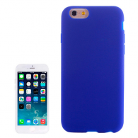 Funda Protectora Silicona iPhone 6 Plus - Azul