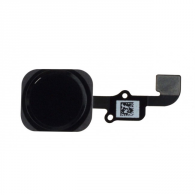 iPhone 6/6 Plus - Flex Botón HOME - NEGRO