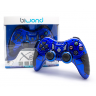 MANDO XEONN 7 EN 1 BLUETOOTH PS3/PC/ANDROID & IOS BIWOND AZUL