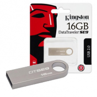 Memoria USB Pendrive 16GB Kingston DataTraveler SE9