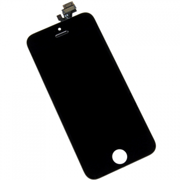 Pantalla Completa iPhone 5 - NEGRO (Original)