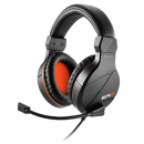 Sharkoon Rush ER3 Auriculares Gaming Negros
