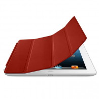 Smart Cover iPad 2/3/4 ROJA