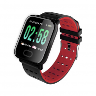 SmartWatch A6 Bluetooth Rojo