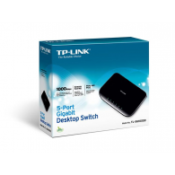 Switch 5 Puertos 10/100/1000 Gigabit TP-LINK
